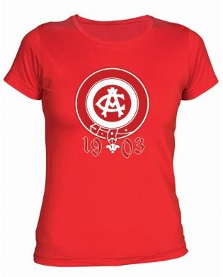 """Camiseta chica """"Escudo ATM..."""