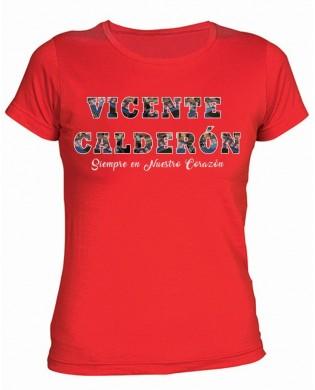 """Camiseta chica """"Vicente..."""