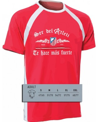 "Camiseta técnica ""El Atleti..."