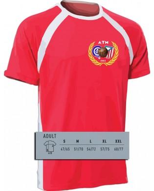"""Camiseta técnica """"Escudos y..."""