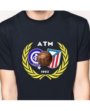 """Camiseta unisex-niños""""ATM..."""