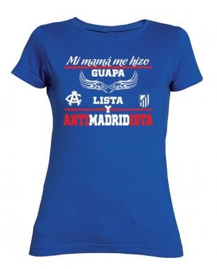 """Camiseta """"Mi mamá me hizo..."""