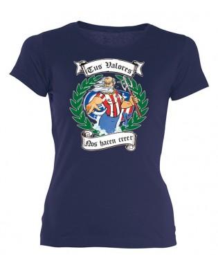 "Camiseta chica Neptuno""Tus..."