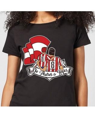 Camiseta chica De Padres a...