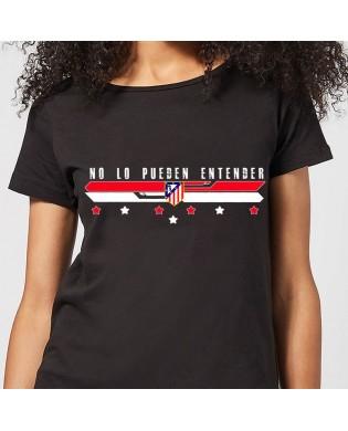 Camiseta chica No lo pueden...