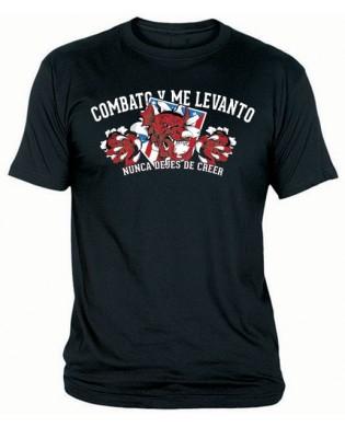 """Camiseta unisex-niños""""Nunca..."""