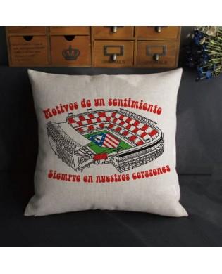 Cojín estadio Vicente Calderón