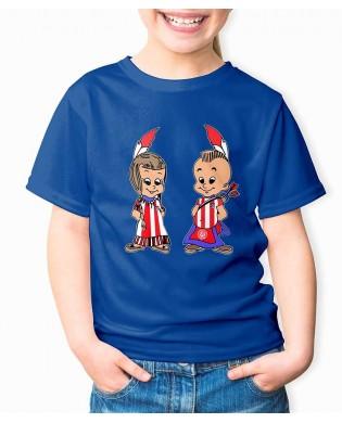 Camiseta Infantil Niños...