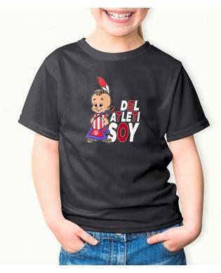 Camiseta Infantil Indio del...