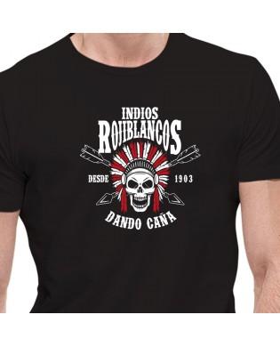 Camiseta INDIOS DANDO CAÑA