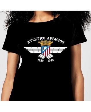 Camiseta chica ATLÉTICO...