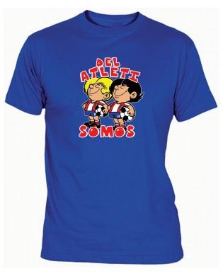 Camiseta ZIPI Y ZAPE ATLETI