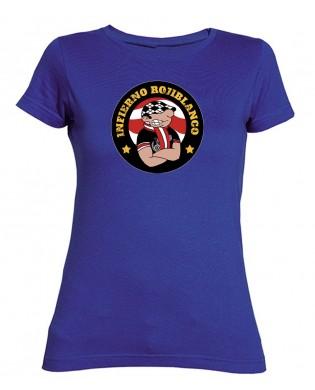 Camiseta chica Infierno...