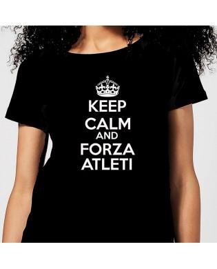 Camiseta chica Keep Calm...