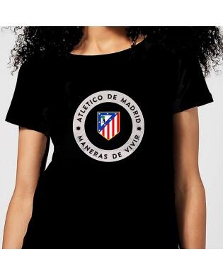 Camiseta chica Maneras de...