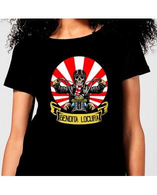 Camiseta chica Bendita Locura