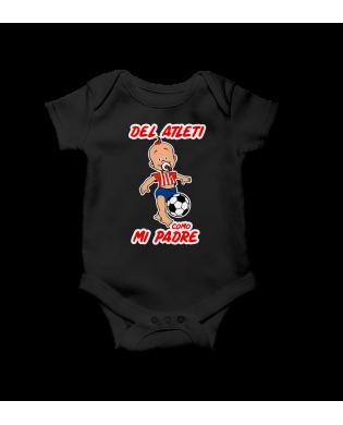 Body bebé Del Atleti como...