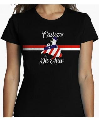 Camiseta chica Castiza del...