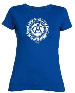 "Camiseta chica""Escudo redondo"""