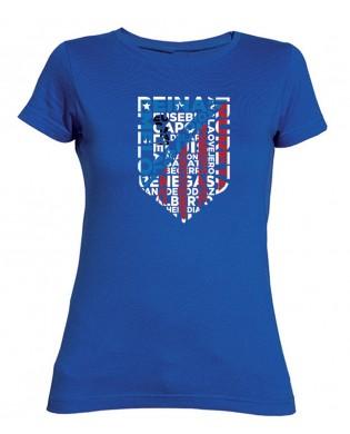 Camiseta chica Leyendas del...