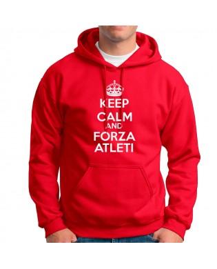 Sudadera Keep Calm Forza...