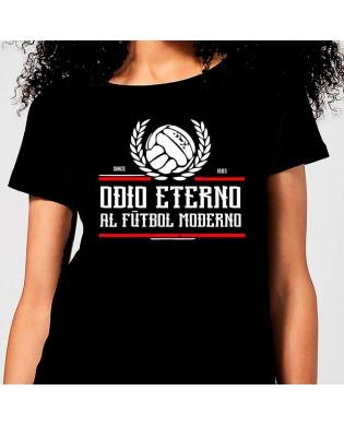 Camiseta chica Odio Eterno...