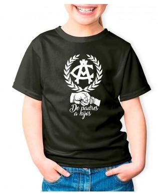 Camiseta niños De Padres a...