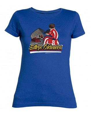 Camiseta chica Estirpe...