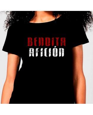 Camiseta chica Bendita Afición