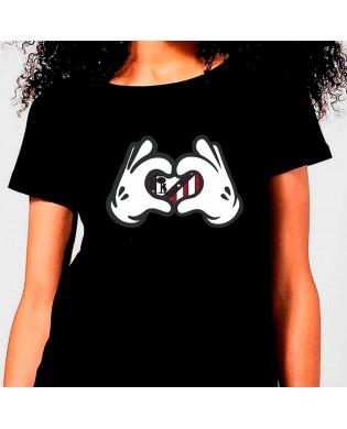Camiseta chica Escudo ATM...