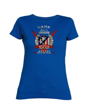 Camiseta chica Del Atleti...