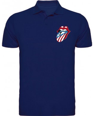 "Polo chica ""Stones-Atleti"""