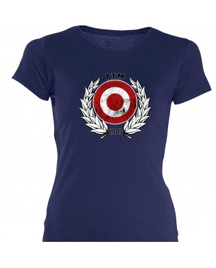 Camiseta chica Círculos...