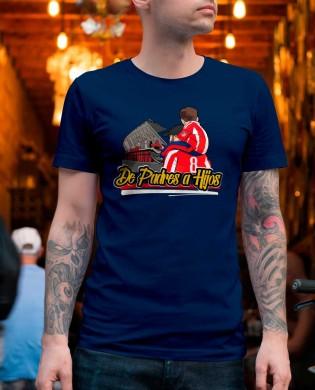 Camiseta De Padres a Hijos...
