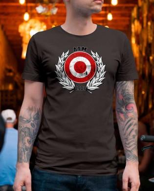 Camiseta Círculos Rojiblancos