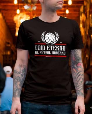Camiseta Odio Eterno al...