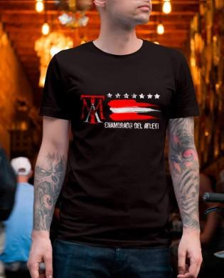 Camiseta Enamorado del Atleti