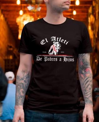Camiseta De padres a hijos 3