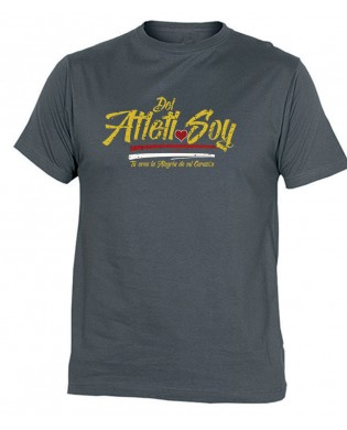 Camiseta Del Atleti Soy