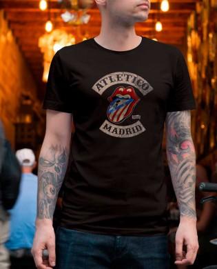 Camiseta STONE ATLETI MOTERA