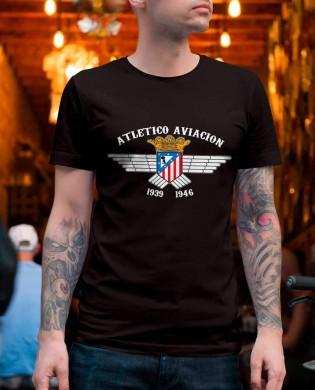 Camiseta ATLÉTICO AVIACIÓN