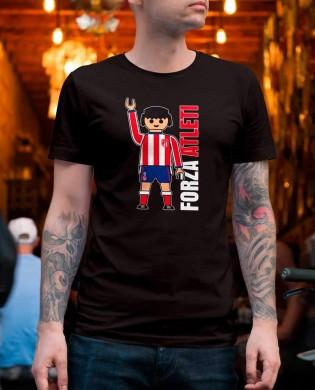 Camiseta CLICKS FORZA ATLETI