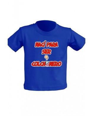 "Camiseta Infantil ""Nacido..."