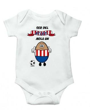 Body bebé Mola un Huevo Ser...