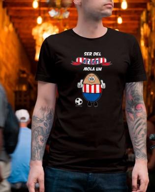 Camiseta Mola un Huevo Ser...