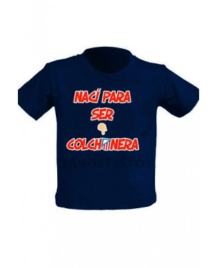 "Camiseta Infantil ""Nacida..."