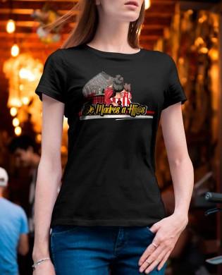 Camiseta chica De Madres a...