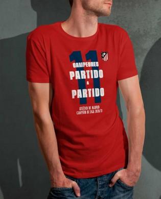 Camiseta Partido a Partido
