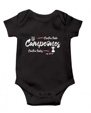Body bebé Campeones de Liga