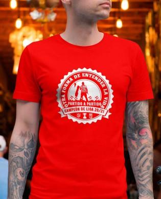 Camiseta Campeones Liga V 2